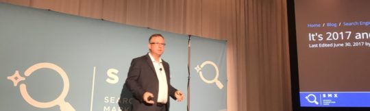 SMX East 2017 Day 2 - Paid search trends, Amazon and Automation