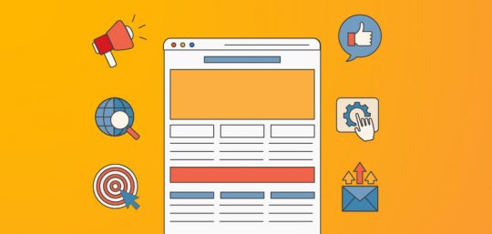 How Landing Page Design Impacts PPC Efficiency