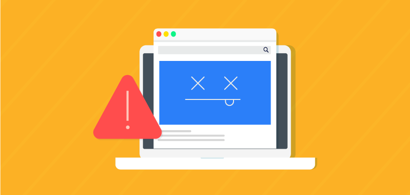 False Alarm! – Google Ads Displaying False Error Messages to Push their Bidding